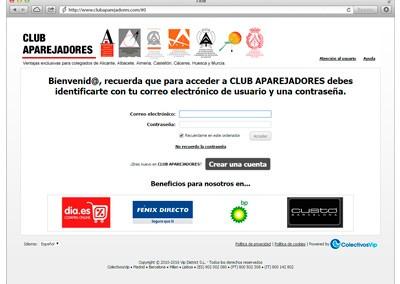 CLUB APAREJADORES